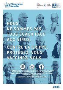 Campagne Vaccinale grippe Saisonnière
